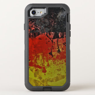German Flag OtterBox Defender iPhone 8/7 Case