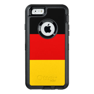 German Flag OtterBox iPhone 6/6s Case
