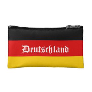 German Flag purses Makeup Bag