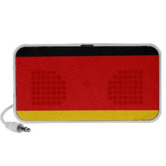 German Flag Speakers