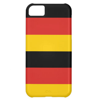 German Flag Stripes iPhone 5C Cover