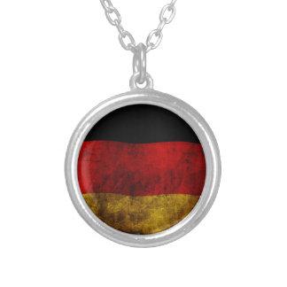 German Flag - Vintage Custom Necklace