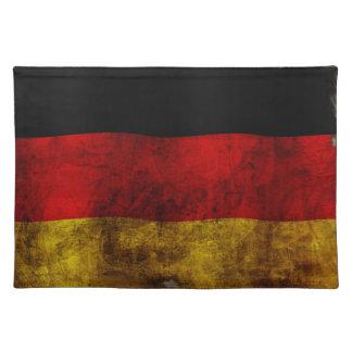 German Flag - Vintage Placemats