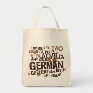German Gift (Funny) Canvas Bag