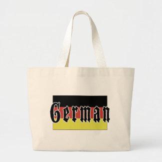 German Gift Jumbo Tote Bag