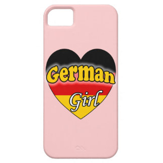 German Girl Case For The iPhone 5