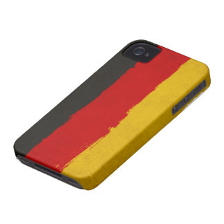 German Grunge Flag iPhone 4 Cover