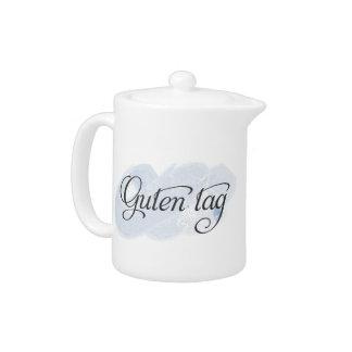 German - Guten Tag