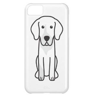 German Hound Dog Cartoon Case For iPhone 5C