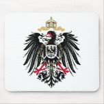 German Imperial Eagle Mauspads