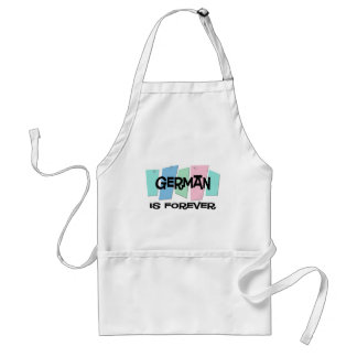German Is Forever Standard Apron