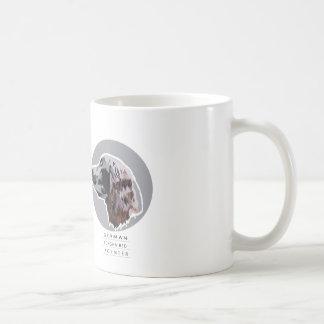 German Long haired pointer Mugs