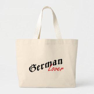 German Lover Jumbo Tote Bag