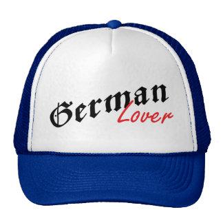 German Lover Mesh Hats