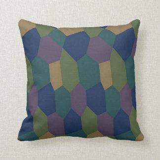 German Lozenge Camouflage Pillow