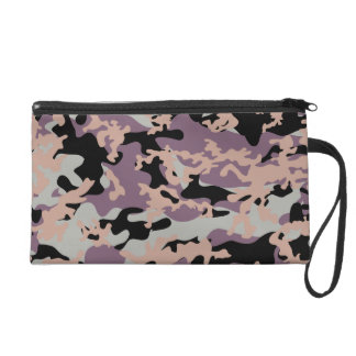German NATO Camo Wristlet Bag