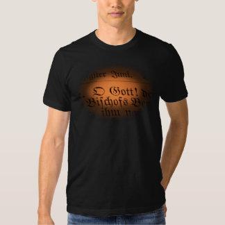 "German ""Oh God!"" T-Shirt"