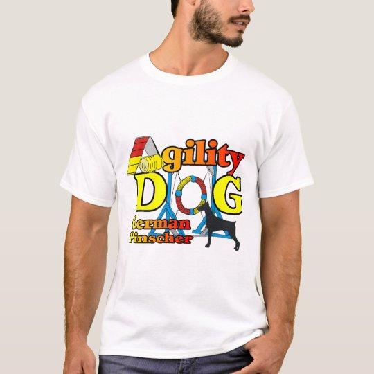 German Pinscher Agility Gifts T-Shirt