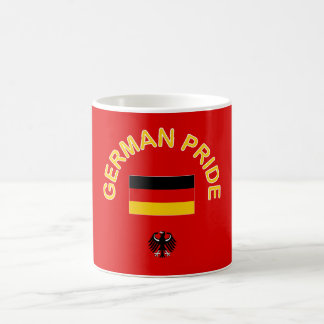 German Pride Basic White Mug