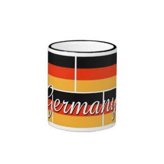 German Pride Ringer Mug