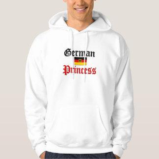 German Princess Hoodie