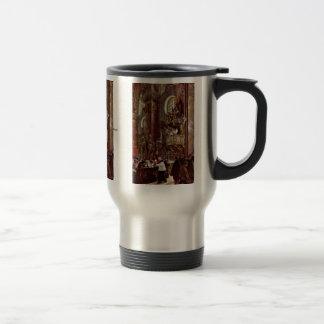 German Pulpit Sermon In The Parish Church Coffee Mug