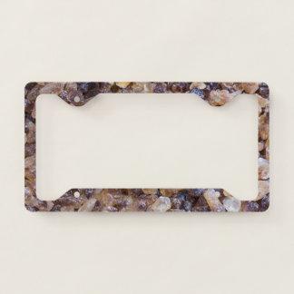 German Rock Sugar Licence Plate Frame