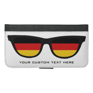 German Shades custom wallet cases