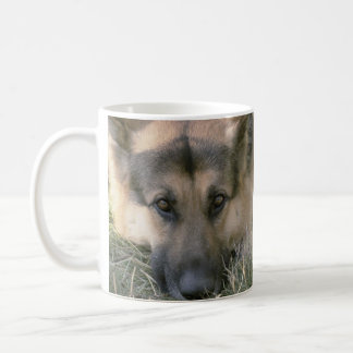 German Shepard Coffee Mug