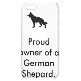 German Shepard, Proud owner of a German Shepard. iPhone 5C Covers