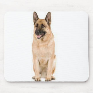 German Shephard Dog Mousepad
