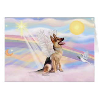 German Shepherd #1 Card