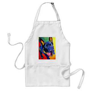 German Shepherd #1 Standard Apron