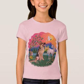German Shepherd #1 T-shirt