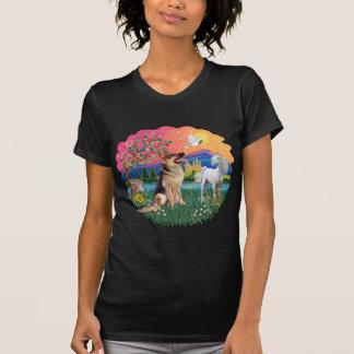 German Shepherd #1 Tshirts