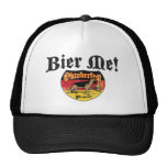 German Shepherd Bier Emblem Cap