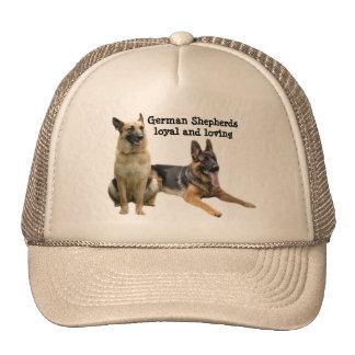 German Shepherd Buddies Hat