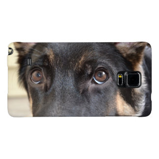 German Shepherd by Shirley Taylor Galaxy Note 4 Case