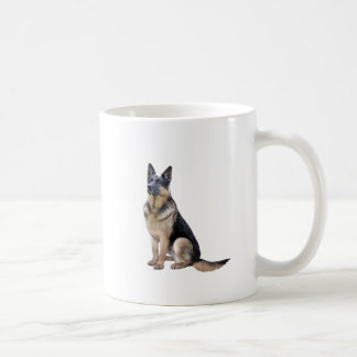 German Shepherd (C) Coffee Mug