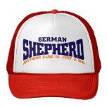 German Shepherd Cap Mesh Hat
