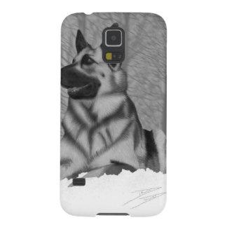 German Shepherd Samsung Galaxy Nexus Cover