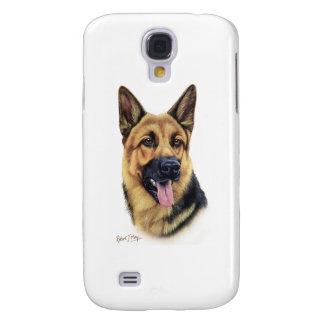 German Shepherd Galaxy S4 Cover