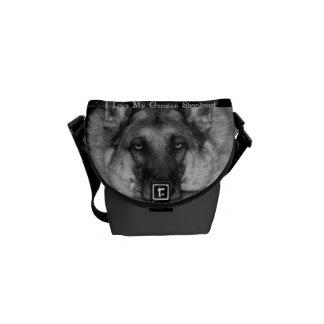 German Shepherd Commuter Bags