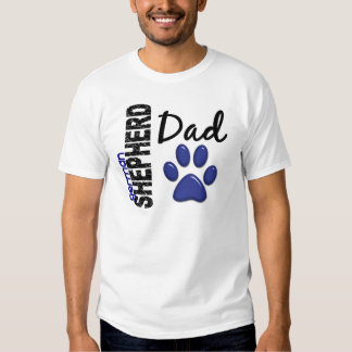 German Shepherd Dad 2 Tshirt