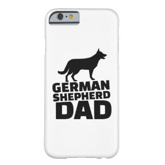 German shepherd Dad Barely There iPhone 6 Case
