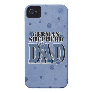 German Shepherd DAD iPhone 4 Case-Mate Cases