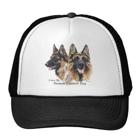 German Shepherd Dog Cap
