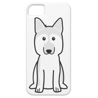 German Shepherd Dog Cartoon iPhone 5 Covers