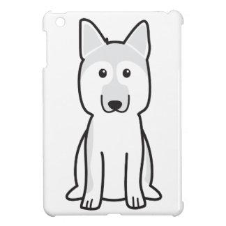 German Shepherd Dog Cartoon Cover For The iPad Mini