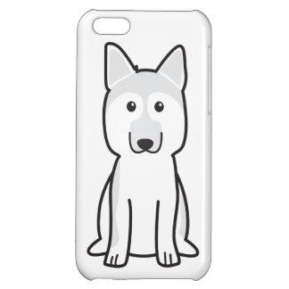 German Shepherd Dog Cartoon iPhone 5C Cover